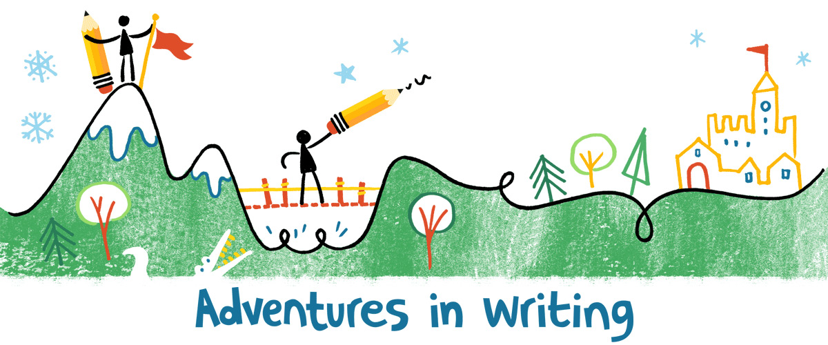 Paper Nations - Adventures in Writing