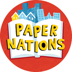 paper nations a creative writing partnership initiative for young