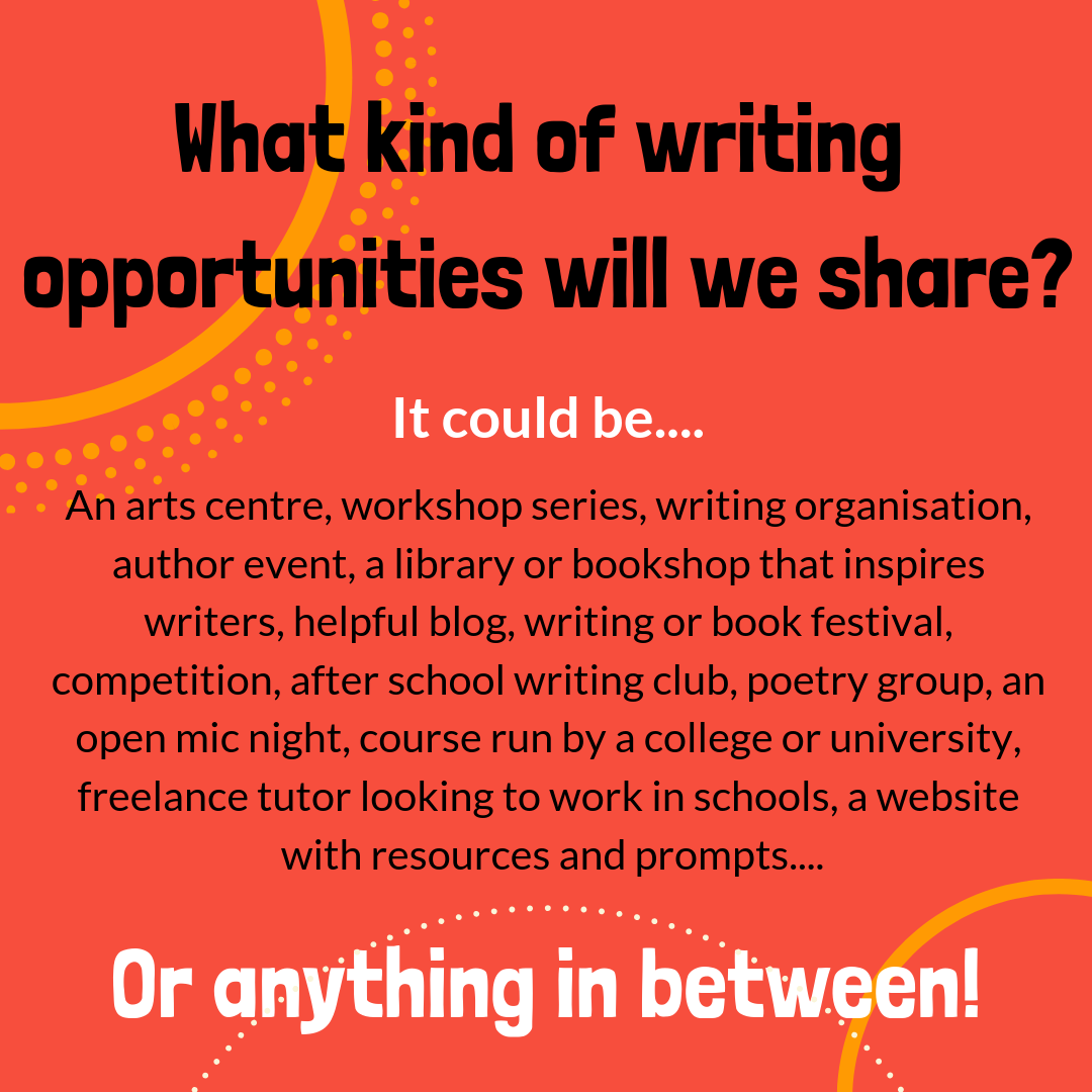 Paper Nations - what kind of writing opportunities will we share?
