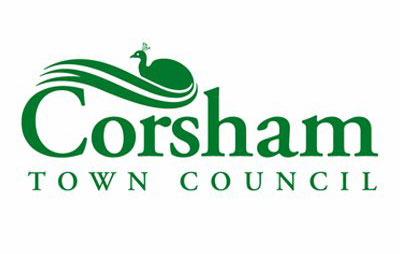 Corsham Town Council logo